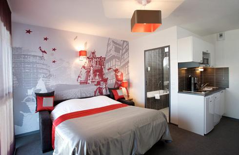 apart 39 hotel strasbourg wilson r sidence strasbourg equipements et prestations offerts par la. Black Bedroom Furniture Sets. Home Design Ideas